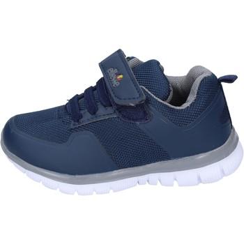 Cipők Fiú Rövid szárú edzőcipők Ellesse BN665 Kék