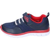 Cipők Fiú Rövid szárú edzőcipők Ellesse BN670 Kék