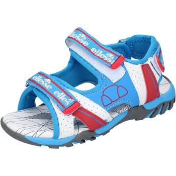 Cipők Fiú Szandálok / Saruk Ellesse BN675 Kék
