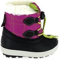 Cipők Hótaposók Elementerre Appleton BB Rose Vert Rózsaszín