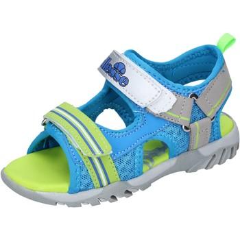 Cipők Fiú Szandálok / Saruk Ellesse BN679 Kék