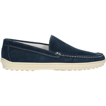 Cipők Férfi Mokkaszínek IgI&CO 51113 Blue