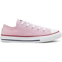 Cipők Gyerek Rövid szárú edzőcipők Converse Chuck taylor all star ox Rózsaszín