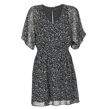 Ruhák Női Rövid ruhák Ikks BR30075 Fekete