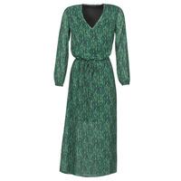 Ruhák Női Hosszú ruhák Ikks BR30095 Zöld