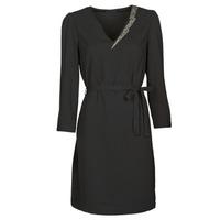 Ruhák Női Rövid ruhák Ikks BR30265 Fekete