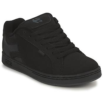 Cipők Férfi Rövid szárú edzőcipők Etnies FADER Fekete