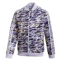 Ruhák Lány Melegítő kabátok adidas Originals SST TOP Lila