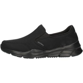 Cipők Férfi Belebújós cipők Skechers 232017 Black