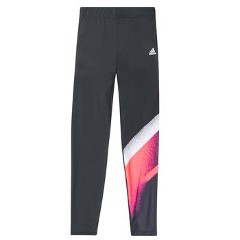Ruhák Lány Legging-ek adidas Performance YG UC TIGHT Fekete