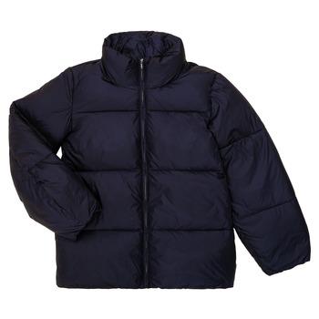 Ruhák Lány Steppelt kabátok Emporio Armani 6H3B01-1NLYZ-0920 Tengerész
