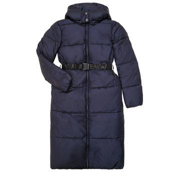 Ruhák Lány Steppelt kabátok Emporio Armani 6H3L01-1NLYZ-0920 Tengerész