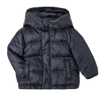 Ruhák Fiú Steppelt kabátok Emporio Armani 6HHBL1-1NLSZ-0920 Tengerész