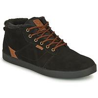 Cipők Férfi Deszkás cipők Etnies JEFFERSON MTW Fekete