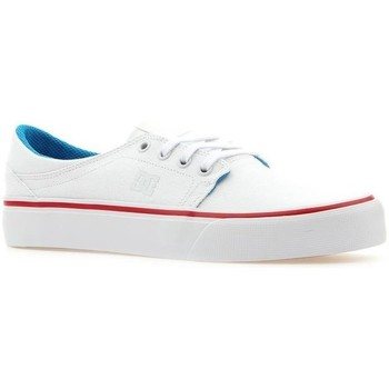 Cipők Női Rövid szárú edzőcipők DC Shoes Trease TX Fehér
