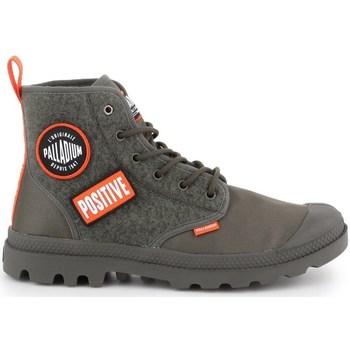 Cipők Férfi Magas szárú edzőcipők Palladium Manufacture Pampa HI Change U
