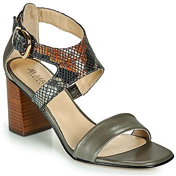 Cipők Női Szandálok / Saruk JB Martin 1NAWELI Oliva