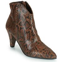 Cipők Női Bokacsizmák Ravel LEVISA Piton