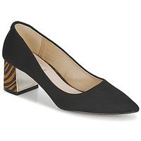 Cipők Női Félcipők Ravel ORO Fekete