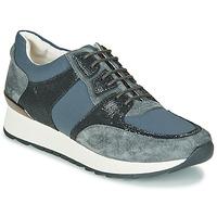 Cipők Női Rövid szárú edzőcipők Karston SINIX Szürke
