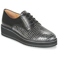 Cipők Női Oxford cipők Karston ORPLOU Fekete  / Szürke
