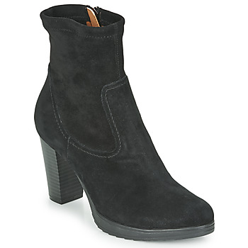 Cipők Női Bokacsizmák Karston VABONO Fekete