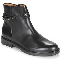 Cipők Női Csizmák Karston OVMI Fekete