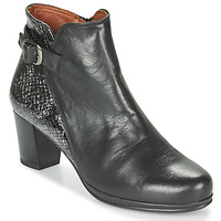 Cipők Női Bokacsizmák Karston TUCKO Fekete