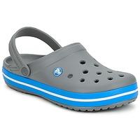 Cipők Klumpák Crocs CROCBAND Szürke / Óceán