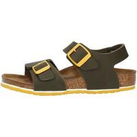 Cipők Fiú Szandálok / Saruk Birkenstock 1015754 Green