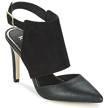 Cipők Női Félcipők Ravel FORT WORTH Fekete
