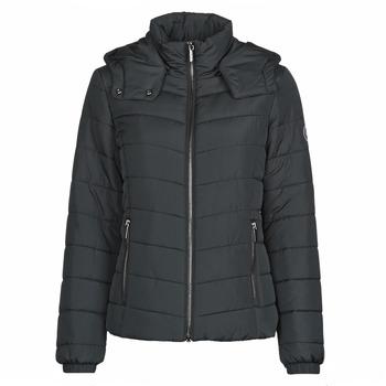 Ruhák Női Steppelt kabátok Armani Exchange 8NYB12 Fekete