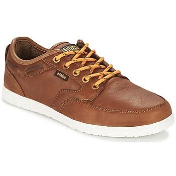 Cipők Férfi Rövid szárú edzőcipők Etnies DORY Barna