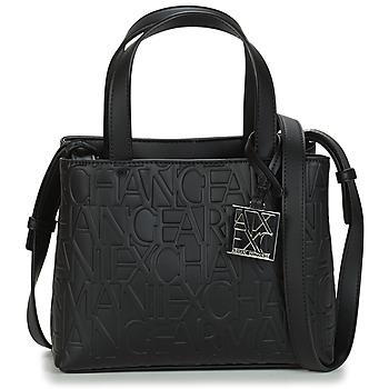 Táskák Női Kézitáskák Armani Exchange  Fekete