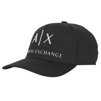 Textil kiegészítők Férfi Baseball sapkák Armani Exchange 954039-CC513-00020 Fekete
