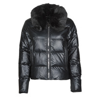 Ruhák Női Steppelt kabátok Deeluxe BLANDINE Fekete