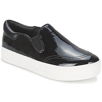 Cipők Női Belebújós cipők Ash JAM Fekete