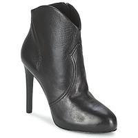 Shoes Női Bokacsizmák Ash BLOG Fekete