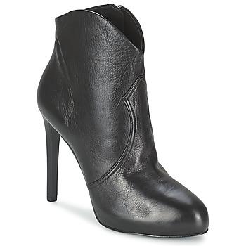 Cipők Női Bokacsizmák Ash BLOG Fekete