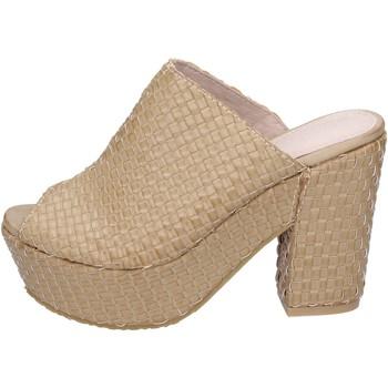 Cipők Női Szandálok / Saruk Sara Lopez Szandál BN797 Bézs