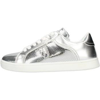 Cipők Női Rövid szárú edzőcipők Trussardi 79A005289Y099999 Silver