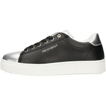 Cipők Női Rövid szárú edzőcipők Trussardi 79A004789Y099999 Black