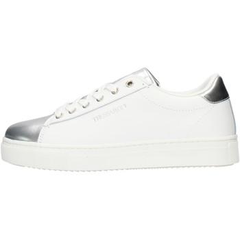 Cipők Női Rövid szárú edzőcipők Trussardi 79A004789Y099999 White