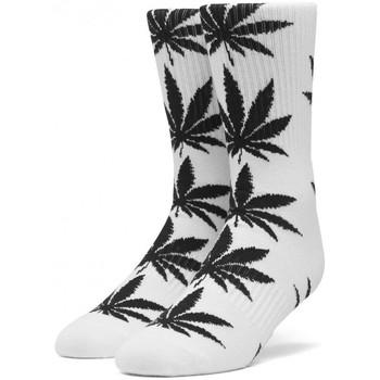 Textil kiegészítők Férfi Zoknik Huf Socks plantlife Fehér