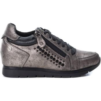 Cipők Női Rövid szárú edzőcipők Xti 48268 PLOMO Gris