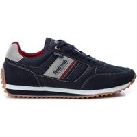 Cipők Férfi Rövid szárú edzőcipők Xti 69052 NAVY Azul marino