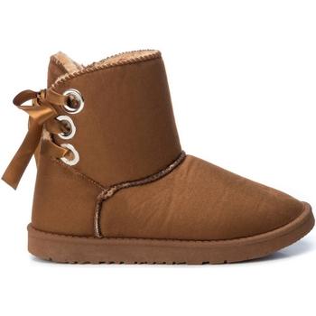Cipők Női Hótaposók Xti 64849 CAMEL Marrón