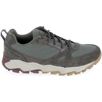 Cipők Rövid szárú edzőcipők Columbia Ivo Trail Kaki Szürke