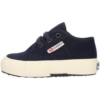 Cipők Gyerek Rövid szárú edzőcipők Superga 2750S0005P0933 Blue