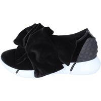 Cipők Női Belebújós cipők Elena Iachi BN991 Fekete